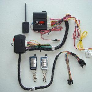 Direct Plug in Long Range Remote Car Starter Kit Pre-wired for Select 2008-2010 Chrysler, Dodge, Jeep, Tip Key Models