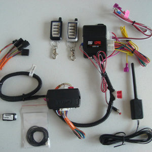 Plug&play Long Range Remote Start for 2007-2013 GMC Sierra Chevrolet Silverado